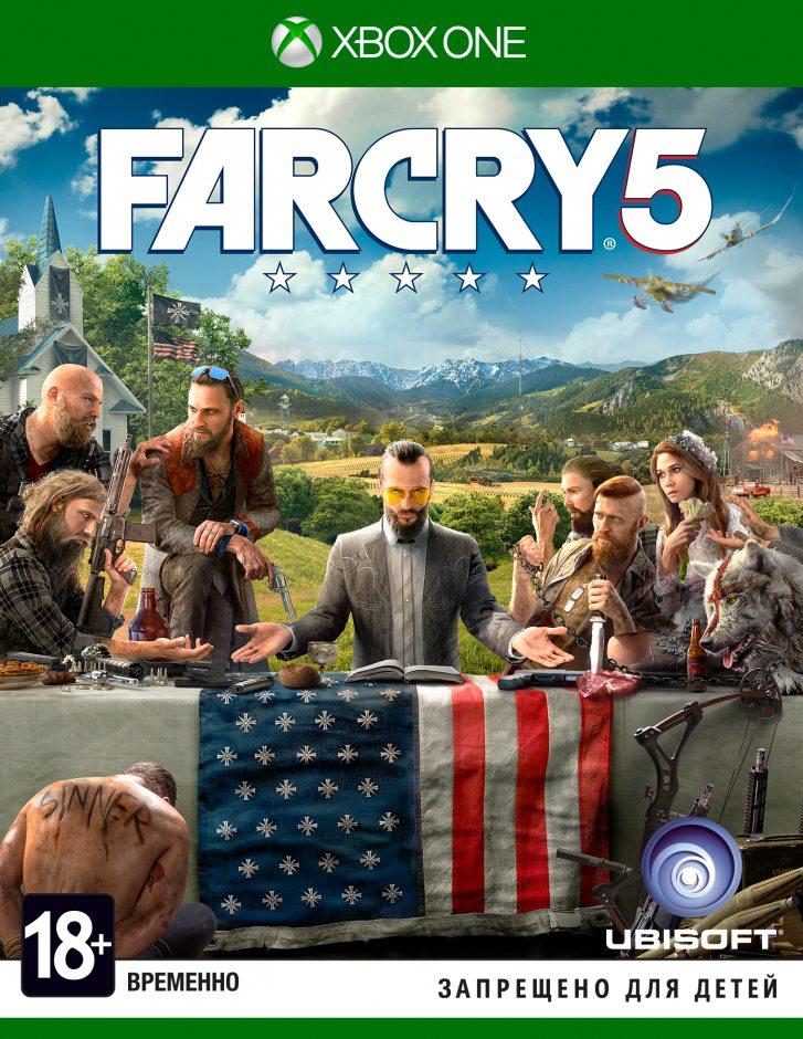 Xbox One Far Cry 5 Xbox One