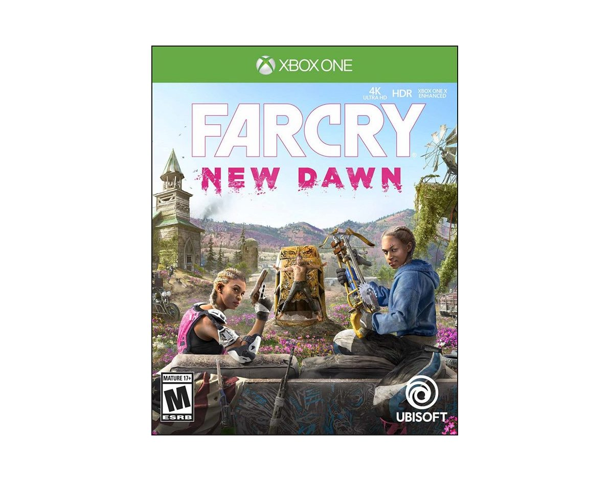 Xbox One Far Cry New Dawn Xbox One