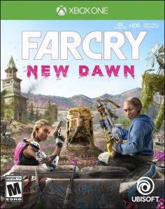 Xbox One Far Cry New Dawn