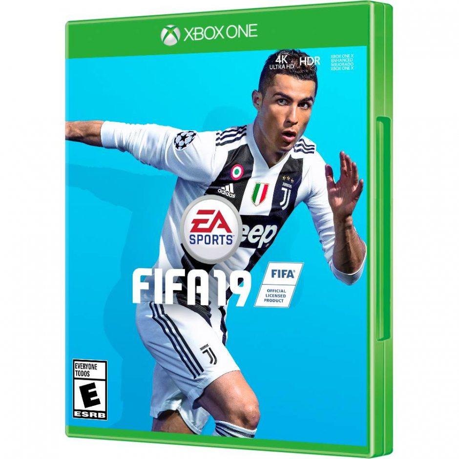 Xbox One FIFA 19 Xbox One