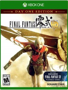 Xbox One Final Fantasy Type-0 HD