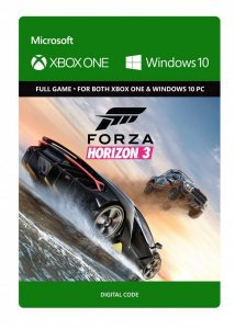 Xbox One Forza Horizon 3 цифровой код