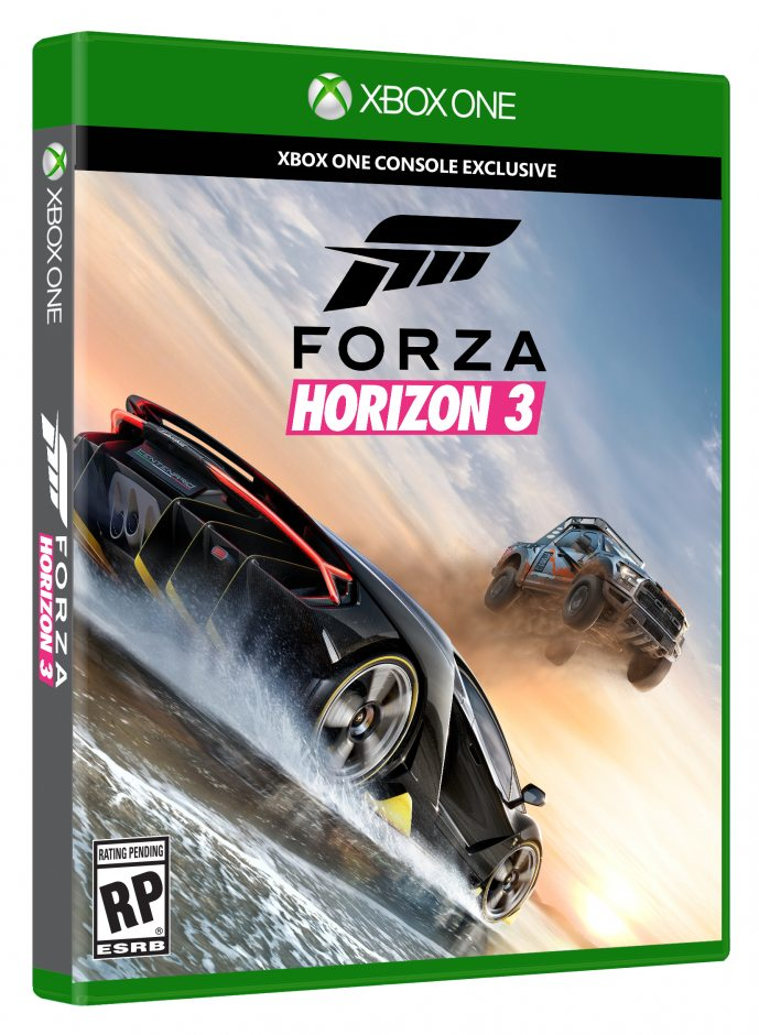 Xbox One Forza Horizon 3 Xbox One