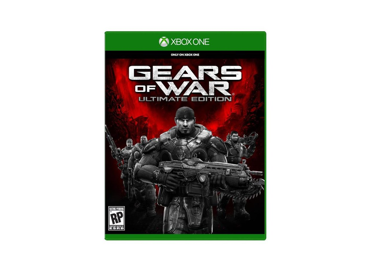 Xbox One Gears of War: Ultimate Edition Xbox One