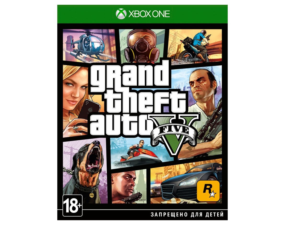 Xbox One Grand Theft Auto V Xbox One