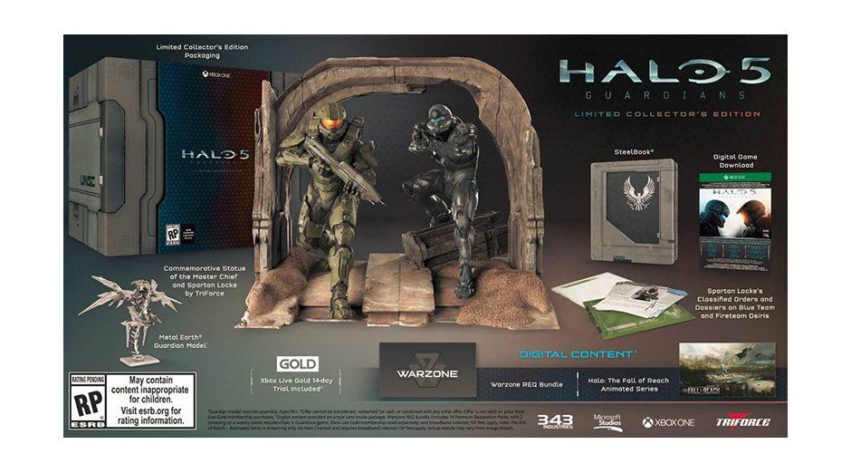 Xbox One Halo 5: Guardians. Коллекционное издание Xbox One