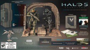 Xbox One Halo 5: Guardians. Коллекционное издание