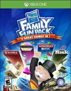 Xbox One HAsbro Famile Fun Pack