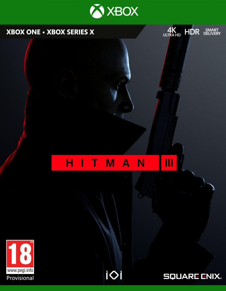 Xbox One Hitman 3 Xbox One