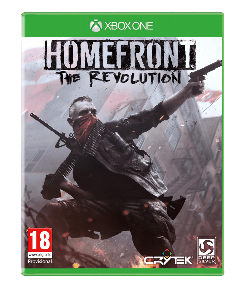 Xbox One Homefront. The Revolution Xbox One