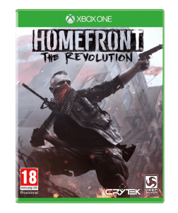 Xbox One Homefront. The Revolution