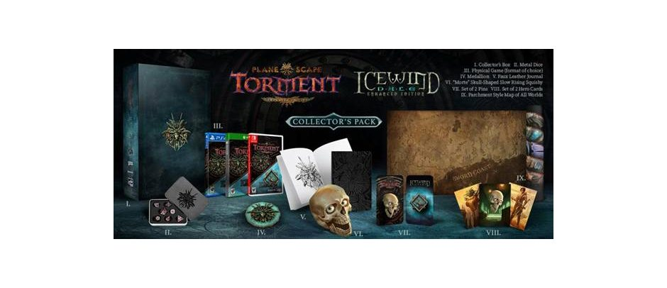 Xbox One Icewind Dale: Enhanced Edition и Planescape Torment: Enhanced Edition Xbox One