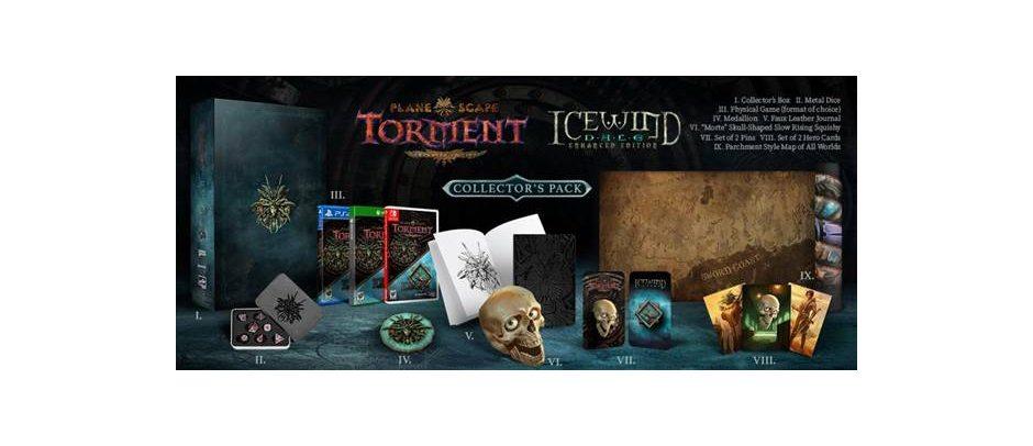 Xbox One Icewind Dale: Enhanced Edition и Planescape Torment: Enhanced Edition Xbox One