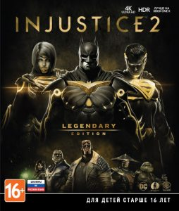 Xbox One Injustice 2. Legendary Edition