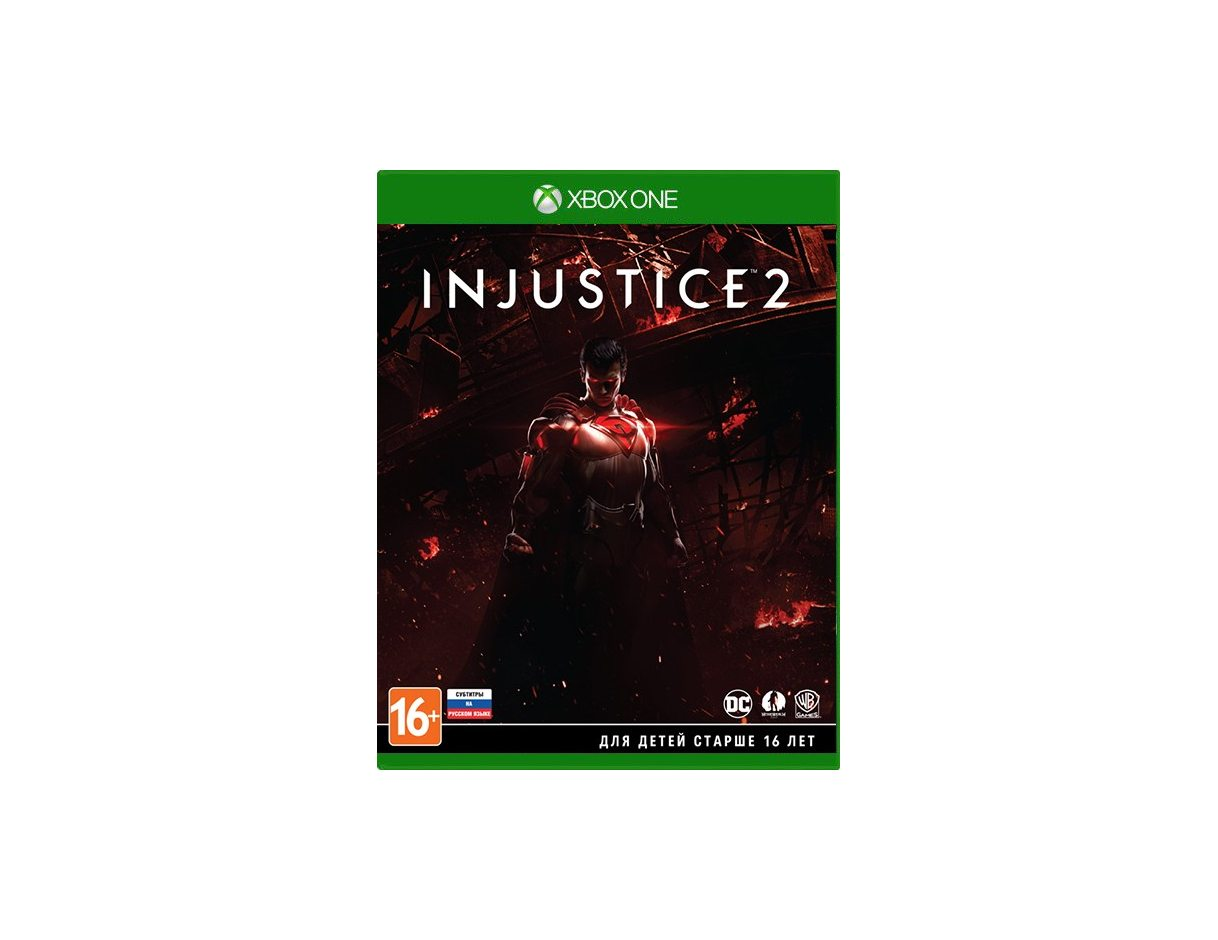 Xbox One Injustice 2 Xbox One