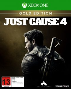 Xbox One Just Cause 4. Золотое издание