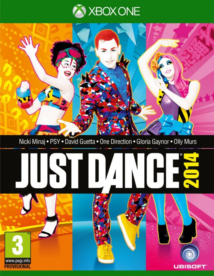 Xbox One Just Dance 2014 Xbox One