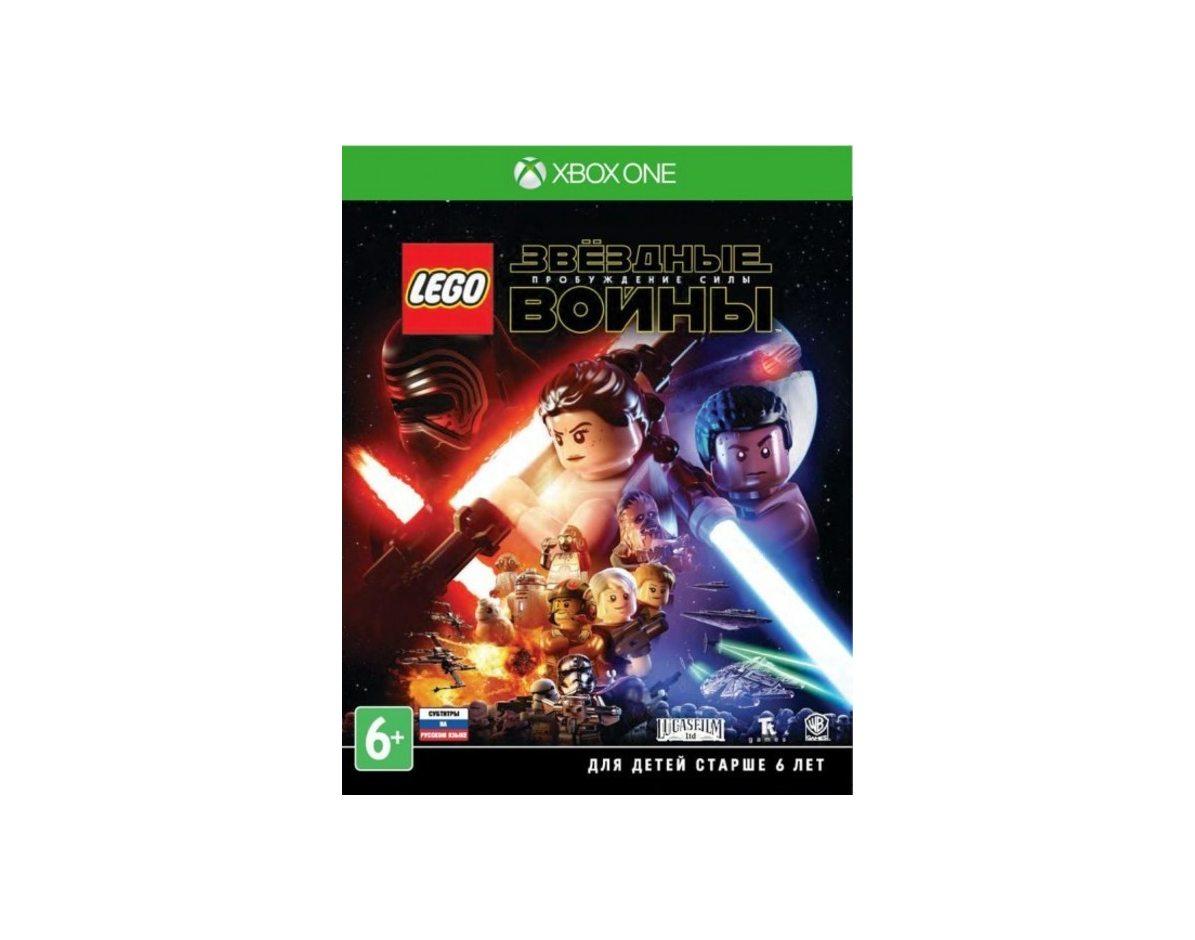Xbox One LEGO Звездные войны: Пробуждение Силы Xbox One