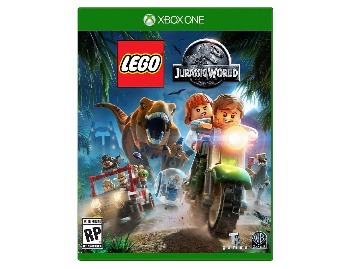 Xbox One LEGO Мир Юрского Периода Xbox One