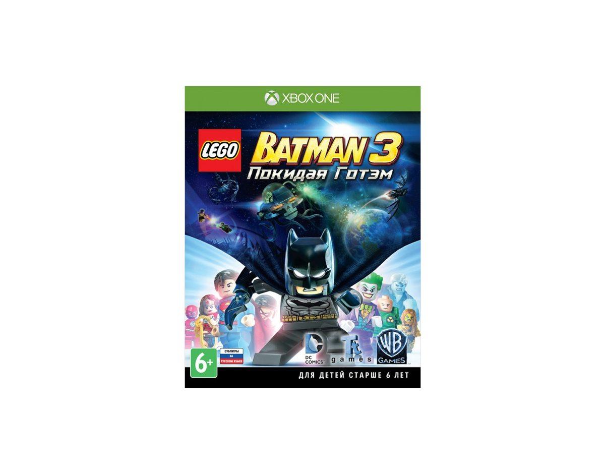 Xbox One LEGO Batman 3. Покидая Готэм Xbox One