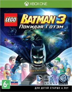 Xbox One LEGO Batman 3. Покидая Готэм