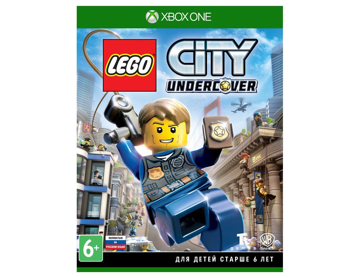 Xbox One LEGO City Undercover Xbox One