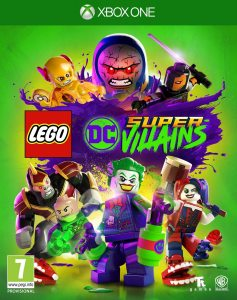 Xbox One LEGO DC Super-Villains