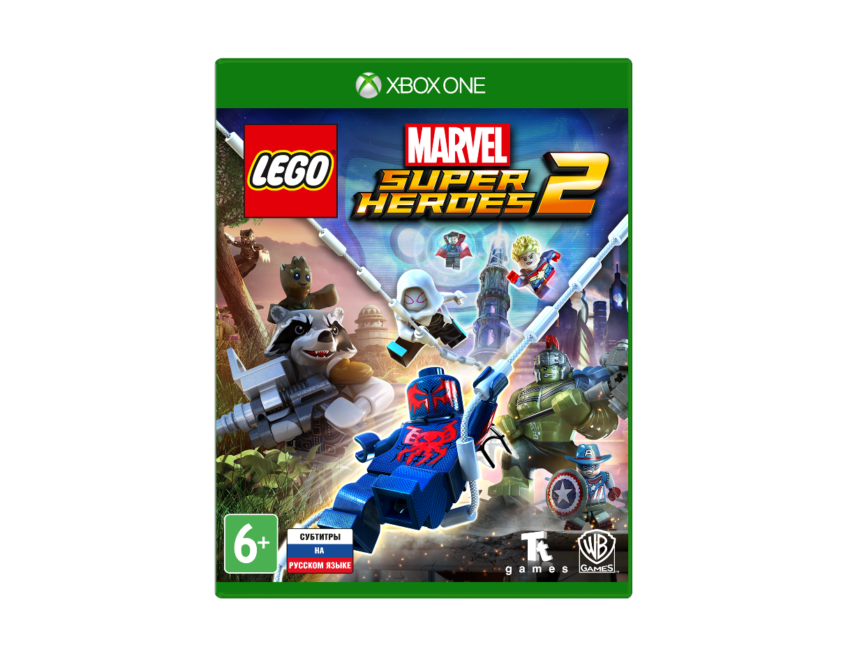 Xbox One LEGO Marvel Super Heroes 2 Xbox One
