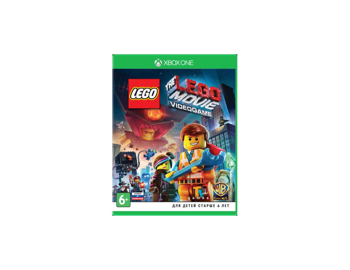 Xbox One LEGO Movie Videogame Xbox One