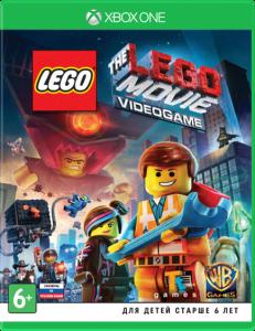Xbox One LEGO Movie Videogame