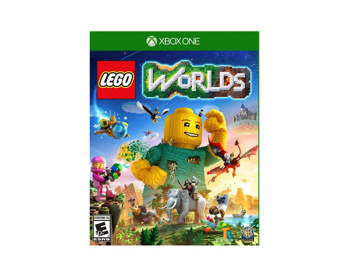 Xbox One LEGO Worlds Xbox One