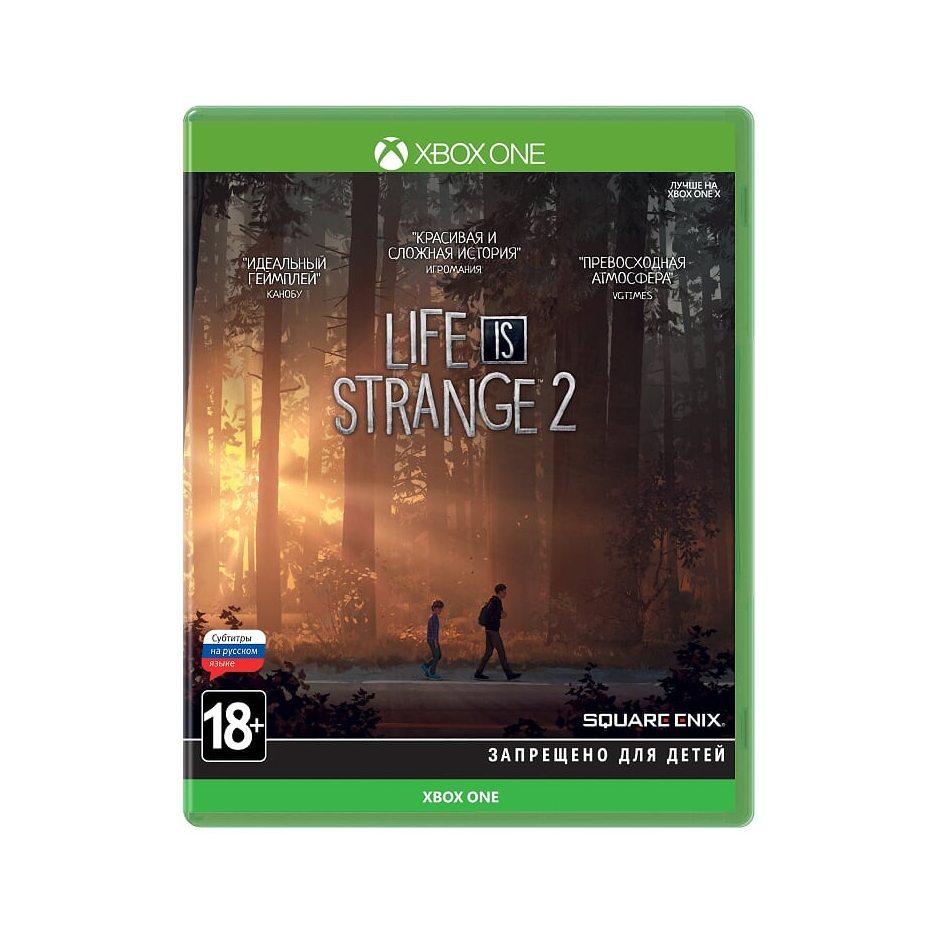 Xbox One Life is Strange 2 Xbox One