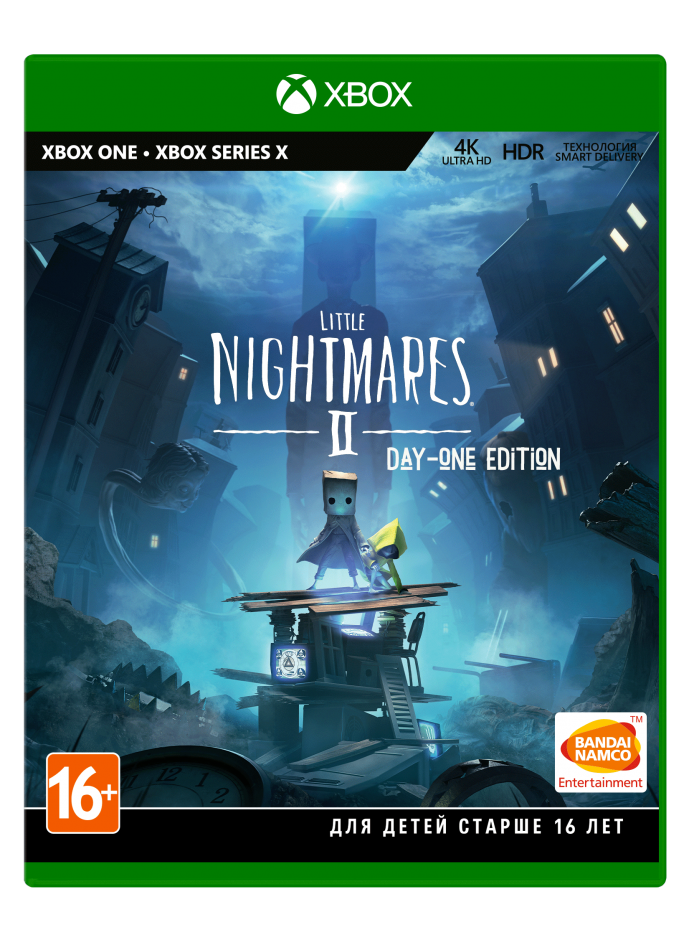 Xbox One Little Nightmares II. Издание 1-го дня Xbox One