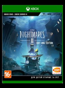 Xbox One Little Nightmares II. Издание 1-го дня