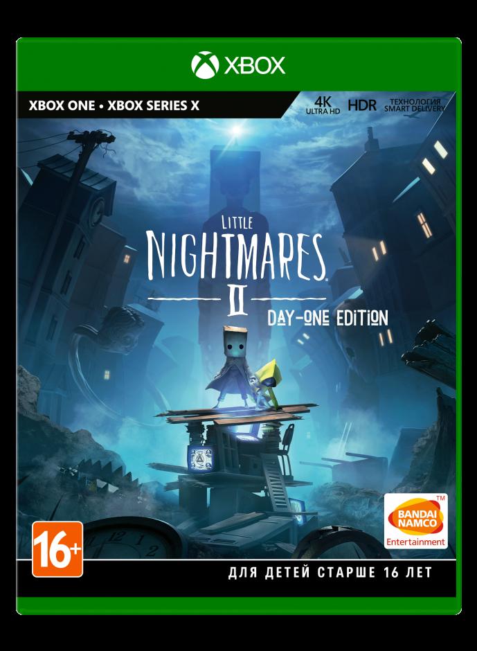 Xbox One Little Nightmares II. ТВ-издание Xbox One