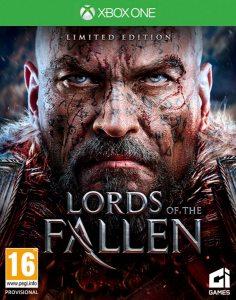 Xbox One Lords of the Fallen. Ограниченное Издание