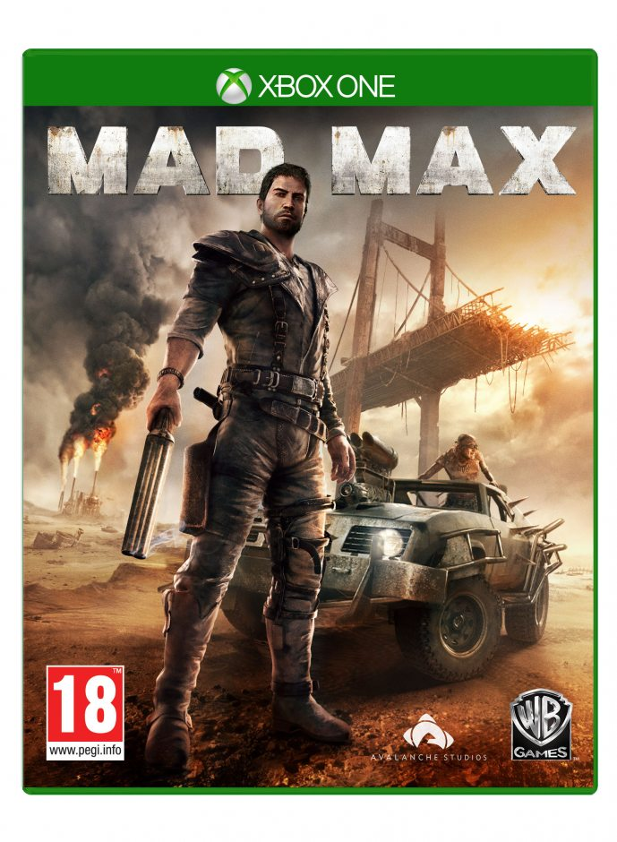 Xbox One Mad Max Xbox One