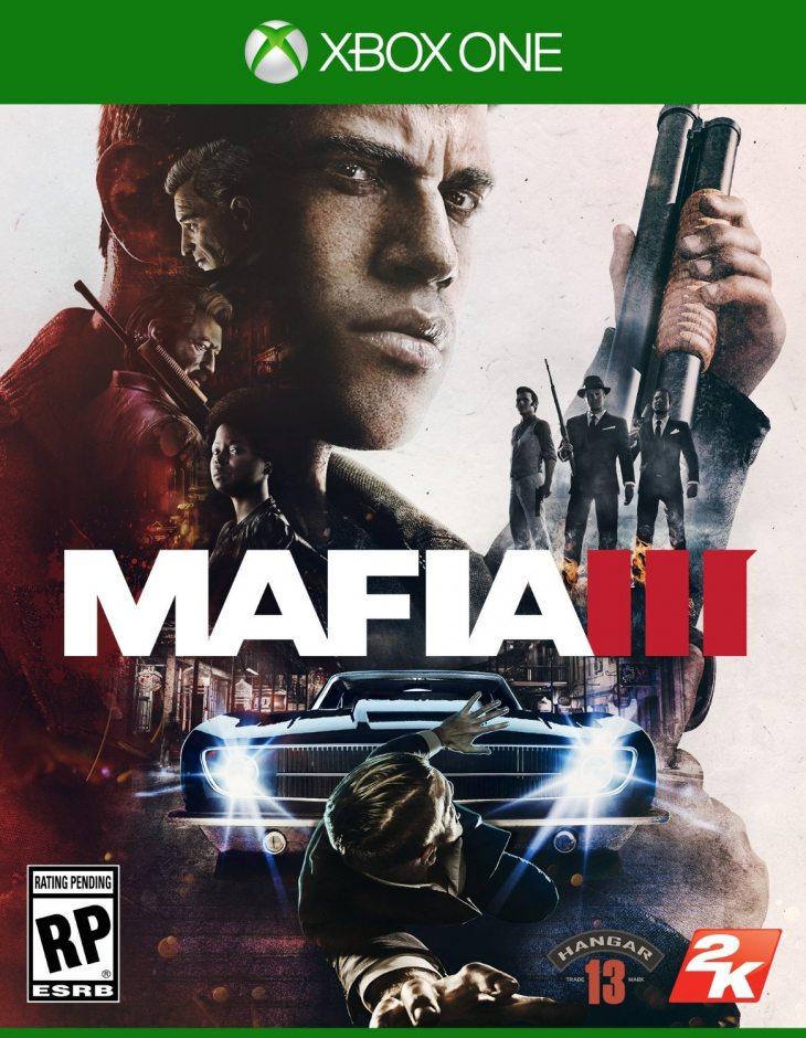 Xbox One Mafia III Xbox One