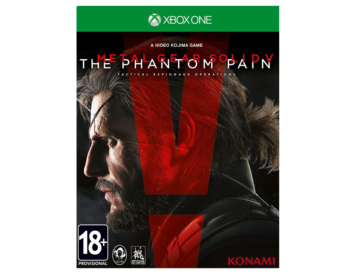 Xbox One METAL GEAR SOLID V: The Phantom Pain Xbox One