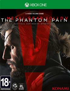 Xbox One METAL GEAR SOLID V: The Phantom Pain