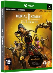 Xbox One Mortal Kombat 11 Ultimate