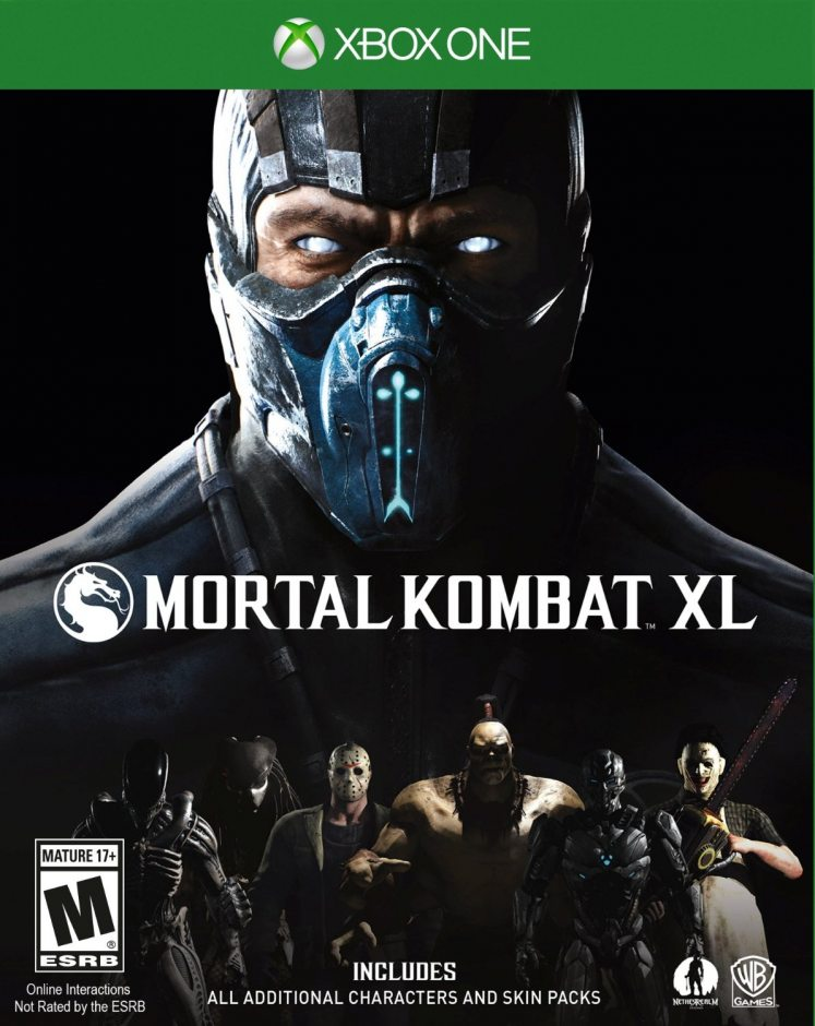 Xbox One Mortal Kombat XL Xbox One