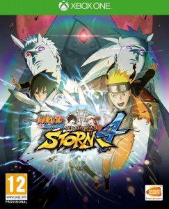 Xbox One Naruto Shippuden: Ultimate Ninja Storm 4