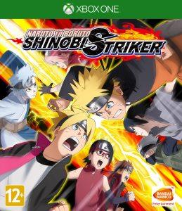 Xbox One Naruto to Boruto: Shinobi Striker