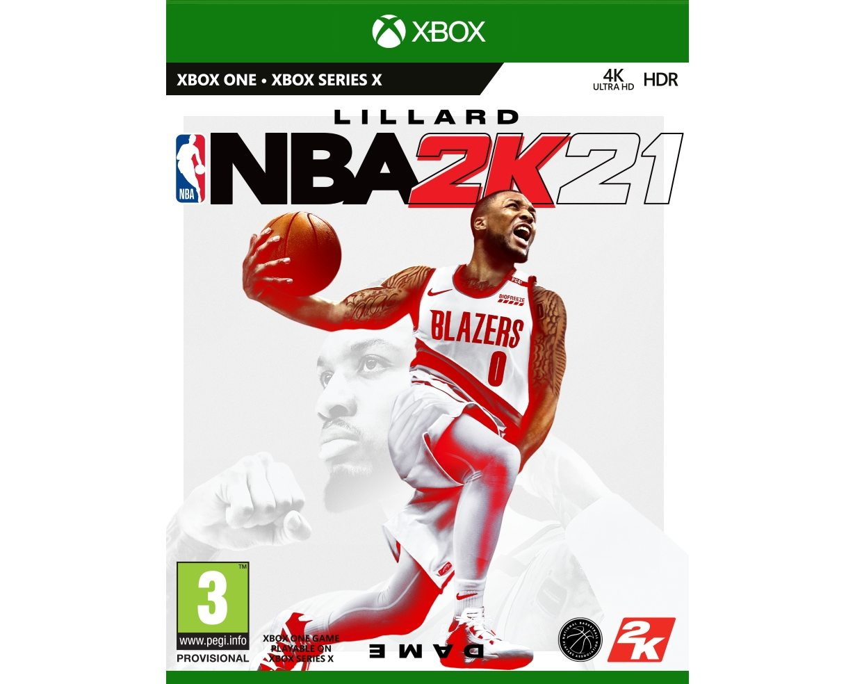 Xbox One NBA 2K21 Xbox One