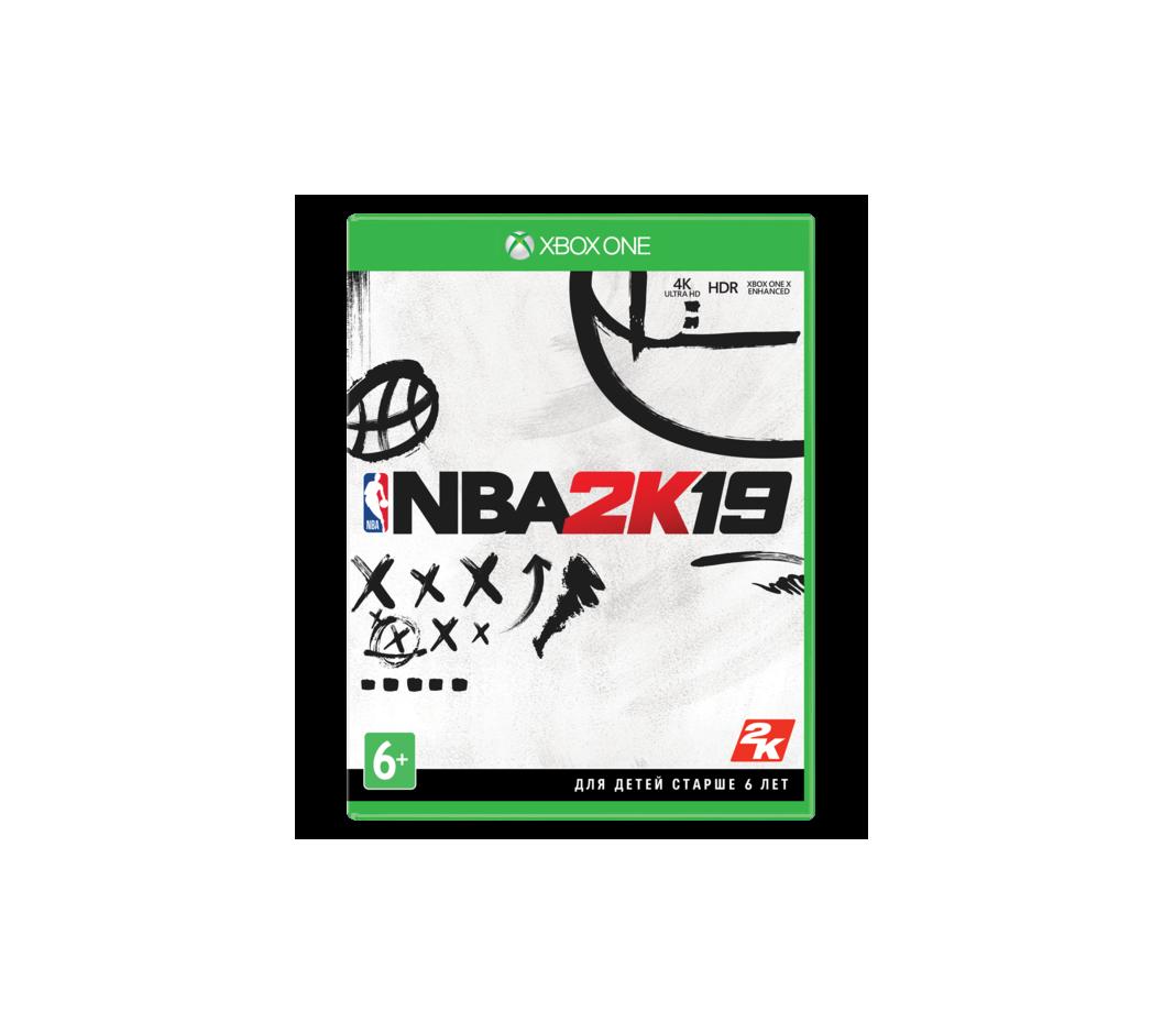 Xbox One NBA2K19 Xbox One