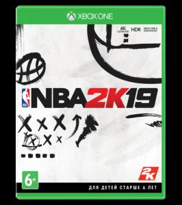 Xbox One NBA2K19