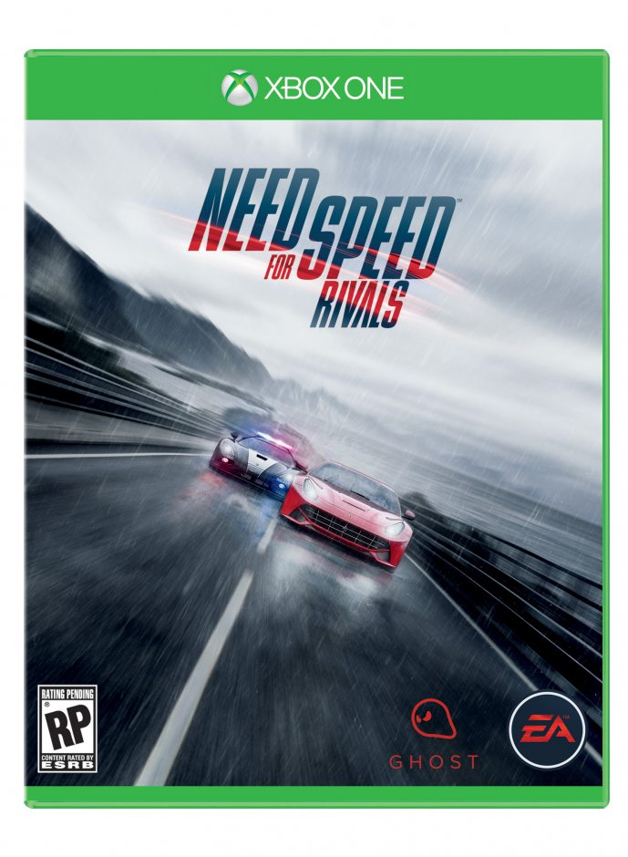 Xbox One Need for Speed Rivals Xbox One