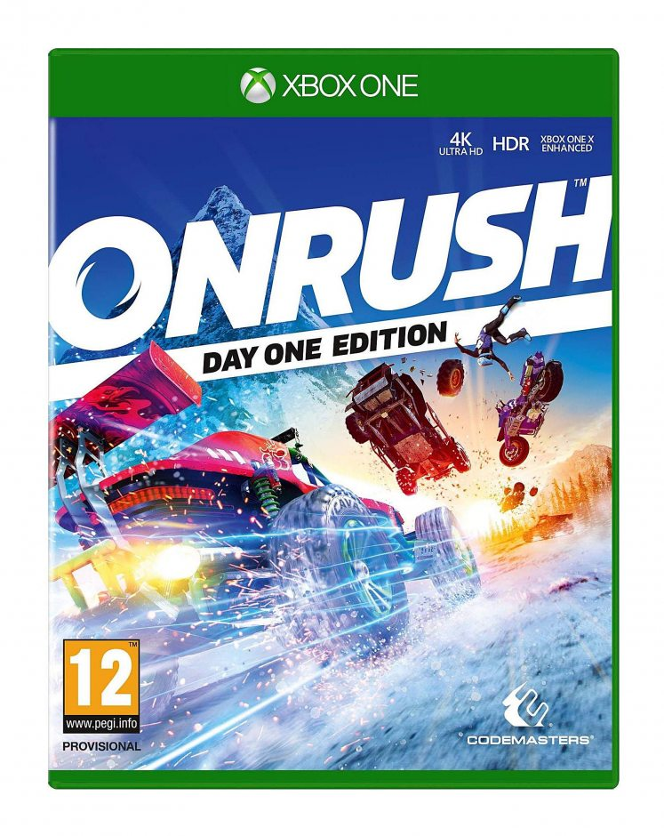 Xbox One Onrush. Day One Edition Xbox One