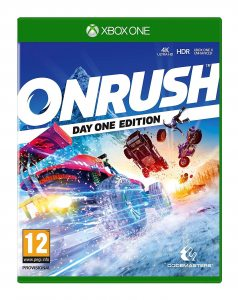 Xbox One Onrush. Day One Edition